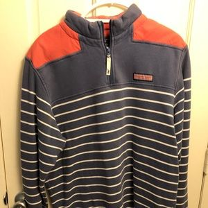 Vineyard Vines - Men's medium Shep pullover